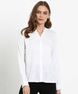 06f3c7be50398 Women's Shirts | Formal Shirts for Women - Flipkart