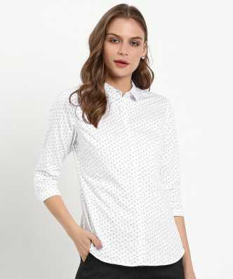 47a7f80ac7e Women's Shirts | Formal Shirts for Women - Flipkart