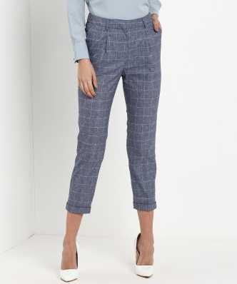 a24adf2caef841 Formal Pants For Women - Buy Ladies Formal Pants online at Best ...