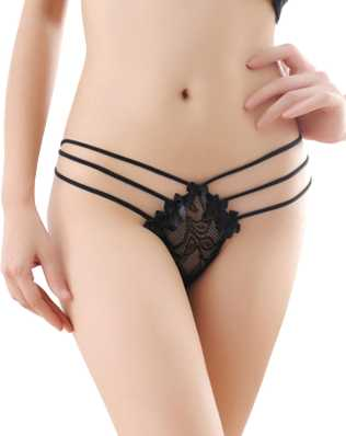 1d4725293e45 Thongs - Buy Thong Panties Online at Best Prices In India | Flipkart.com