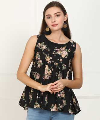 1e21948c Black Tops - Buy Black Tops Online at Best Prices In India ...
