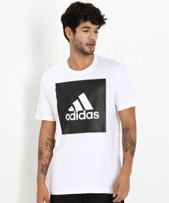 e591d44a8 Adidas T shirts for Men and Women - Buy Adidas T shirts Online at India's  Best Online Shopping Store | Flipkart.com