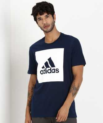 b2b38baaa Adidas Tshirts - Buy Adidas T-shirts @ Min 50% Off Online for men |  Flipkart.com