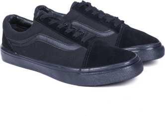 0e32207f8 Vans Old Skool Black Shoes - Buy Vans Old Skool Black Shoes online ...
