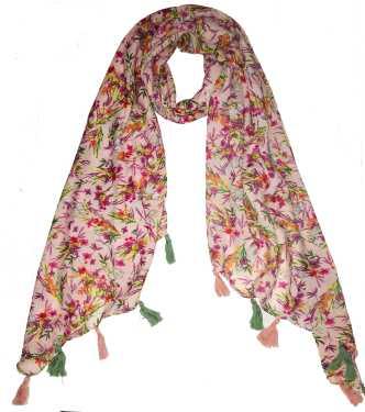 ebb25306c2edd Scarves & Stoles - Buy Stoles & Scarves for Women Online at Best ...