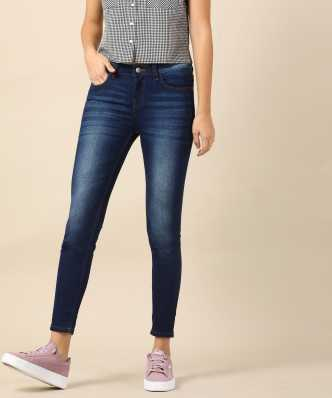 d668e00afc7 Women Jeans | Buy Ladies Denim, Skinny & Flare Jeans Online at Flipkart