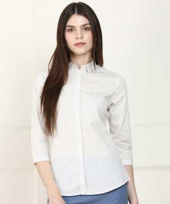 4ad45facfa1 Women's Shirts Online at Best Prices In India|Buy ladies' shirts ...