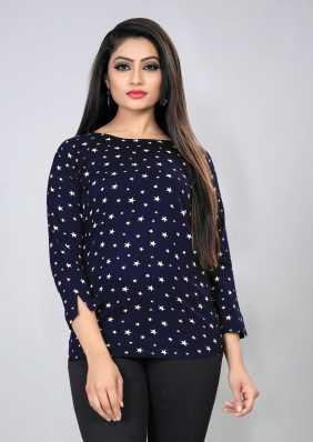 7640b177058 Party Tops - Buy Latest Party Wear Tops Online at Best Prices In India |  Flipkart.com
