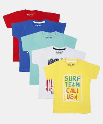 f2cf76306b49 Polos & T-Shirts For Boys - Buy Kids T-shirts / Boys T-Shirts & Polos  Online At Best Prices In India - Flipkart.com