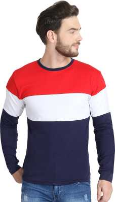 80cc93ba Red Tshirts - Buy Red Tshirts Online at Best Prices In India ...