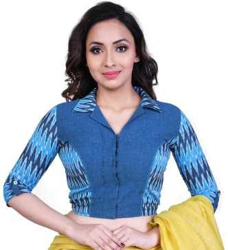 2ff11d105b2bc9 Saree Blouses   Buy Designer Readymade Blouses for Women   Latest ...