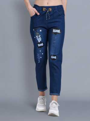 33d90c94810d99 Ankle Length Jeans - Buy Ankle Jeans online at best prices ...
