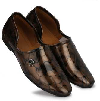 5891d497e2be3 Ethnic Shoes for men - Buy Mojari Shoes, Sherwani Shoes Online at Best  Prices In India | Flipkart.com