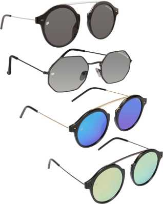 1d0e4a8c5a86 Round Sunglasses - Buy Round Frame Sunglasses for Men & Women Online ...