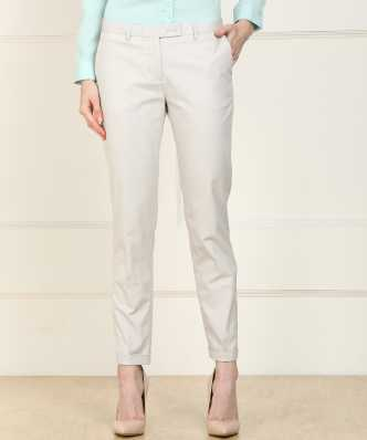 900d2ebc5e5fdb Formal Pants For Women - Buy Ladies Formal Pants online at Best Prices in  India | Flipkart.com