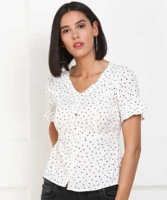 f1f2f005dcc39a Peplum Tops - Buy Peplum Tops online at Best Prices in India ...