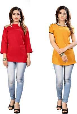 4cbc8fd4730722 Tops - Buy Women's Tops Online at Best Prices In India | Flipkart.com
