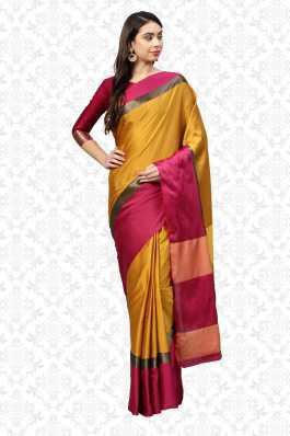 a52c4c08a8 Handloom Sarees - Buy Handloom Silk/Cotton Sarees online at best ...