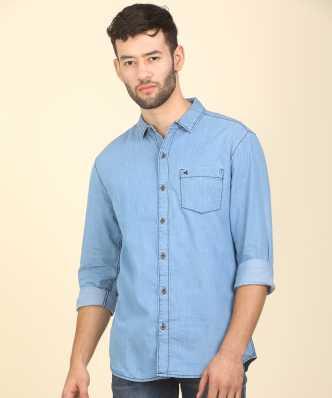 18c73b67d95 Wrangler Shirts - Buy Wrangler Shirts Online at Best Prices In India |  Flipkart.com