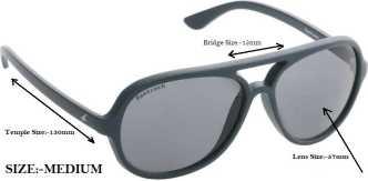 ae22e53fe123 Fastrack Sunglasses - Buy Fastrack Sunglasses for Men & Women Online ...