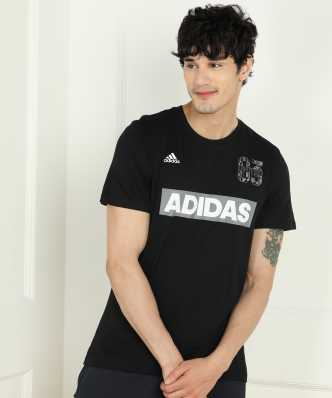 4ddb3975 Adidas T shirts for Men and Women - Buy Adidas T shirts Online at India's  Best Online Shopping Store   Flipkart.com