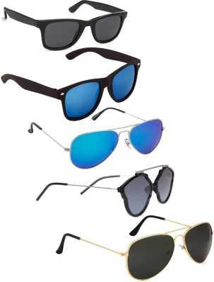 ad1922f5d76a Wayfarer Sunglasses - Buy Wayfarer Sunglasses Online at Best Prices in  India | Flipkart.com
