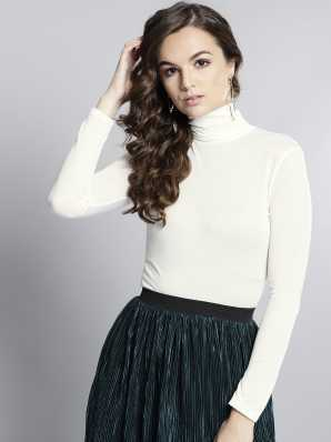 67506276bb White Crop Tops - Buy White Crop Tops online at Best Prices in India ...