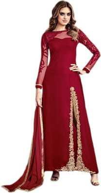 9f132358e227 Velvet Dress - Buy Velvet Dress online at Best Prices in India ...