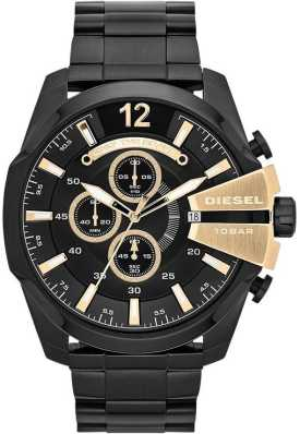 d27e8f7414 Diesel Watches - Buy Diesel Watches Online For Men & Women at Best Prices  in India | Flipkart.com