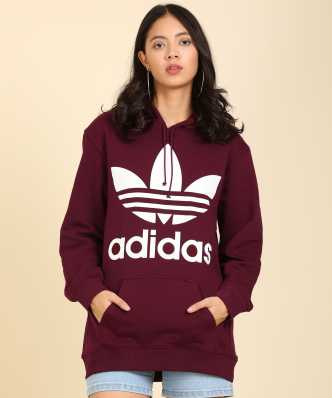 966bb98fee5 Sweatshirts - Buy Sweatshirts / Hoodies for Women Online at Best Prices in  India