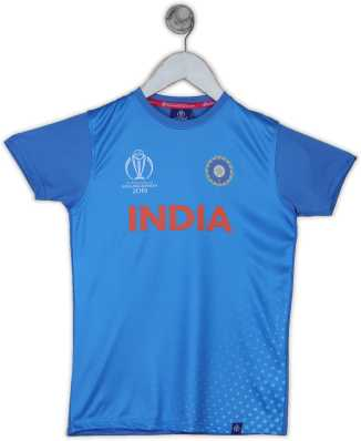 Icc Cricket World Cup T Shirt - Buy Icc Cricket World Cup T