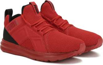 2ee55e2588 Puma Red Shoes - Buy Puma Red Shoes online at Best Prices in India ...