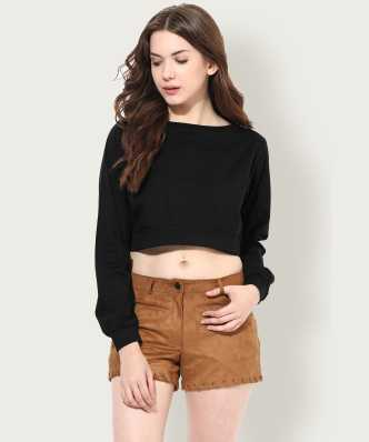 5c29f9fdc2 Crop Tops - Buy Crop Tops Online at Best Prices In India | Flipkart.com
