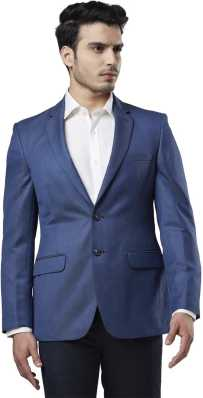 68599b7a3fe Blue Blazers - Buy Blue Suits & Blazers Online at Best Prices In ...