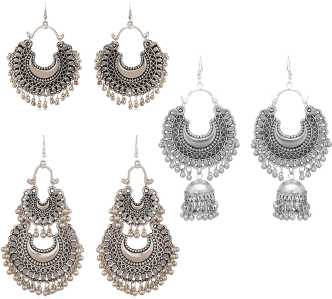 dd84833818580 Chandbali Earrings - Buy Chandbali Earrings Designs Online at Best ...