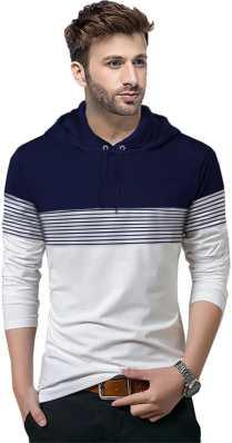 Fila Colour Block T shirt in Blue Lyst