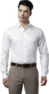 d60f09e56ba54e Formal Shirts For Men - Buy men's formal shirts online at Best ...