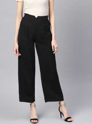 a918d1bb6 Formal Pants For Women - Buy Ladies Formal Pants online at Best ...