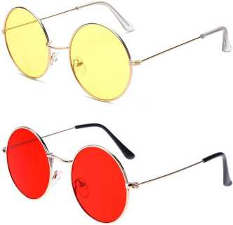 eeb5b17e9a22 Round Sunglasses - Buy Round Frame Sunglasses for Men & Women Online at  Best Prices in India | Flipkart.com