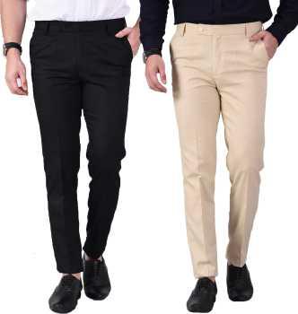 purchase cheap popular brand enjoy big discount Trousers for Men Online at Best Prices | Flipkart.com