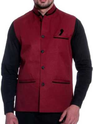 22dbedb4f Waistcoats for Men - Mens Waistcoats Designs Online at Best Prices ...