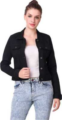 34d9ba053 Jackets for Women - Buy Ladies Leather Jackets Online at Best Prices ...