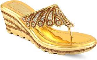 dc63577311a08 Bridal Sandals - Buy Bridal Sandals, Bridal Footwear Online at Best ...