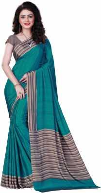 Crepe Sarees - Buy Crepe Silk Sarees Online at Best Prices