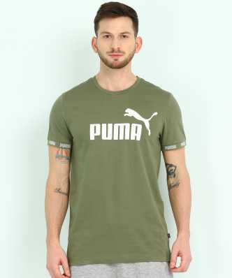 dc786def14 Puma Men's T-Shirts Online at Flipkart.com