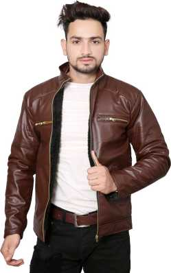 c29e571ff Leather Jackets - Buy Leather Jackets For Men & Women Online on ...
