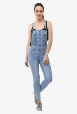 Dungarees for Women - Buy Women Dungarees / Dangri Suit Online at