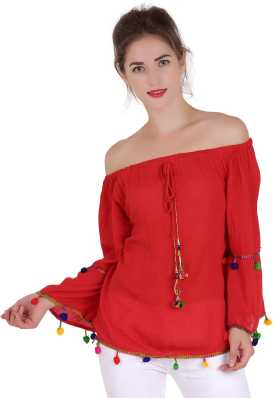Designer Tops - Buy Latest Designer Tops Collections online