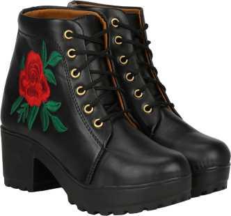 49d1369a133 Boots For Women - Buy Women's Boots, Winter Boots & Boots For Girls ...