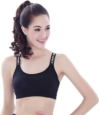 b0c1ee1ace7c3 Sports Bras - Buy Sports Bras Online for Women at Best Prices in India